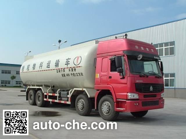 利达牌LD5317GFLM4669V粉粒物料运输车
