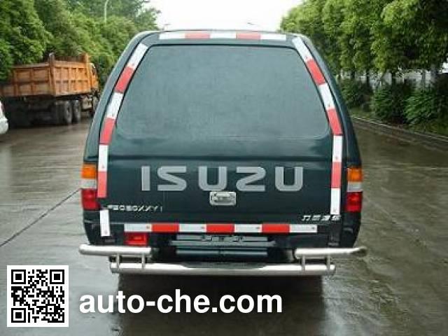 Lifan LF5020XXY1 box van truck