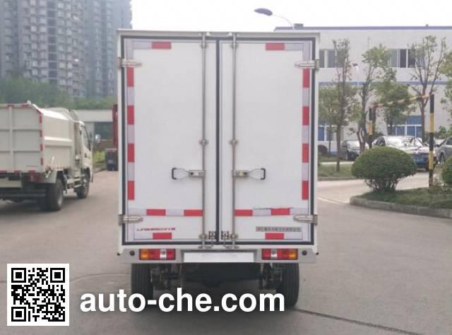 Lifan LF5026XXYB box van truck