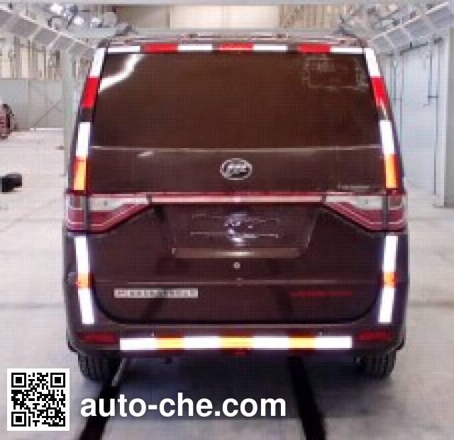 Lifan LF5027XXY box van truck