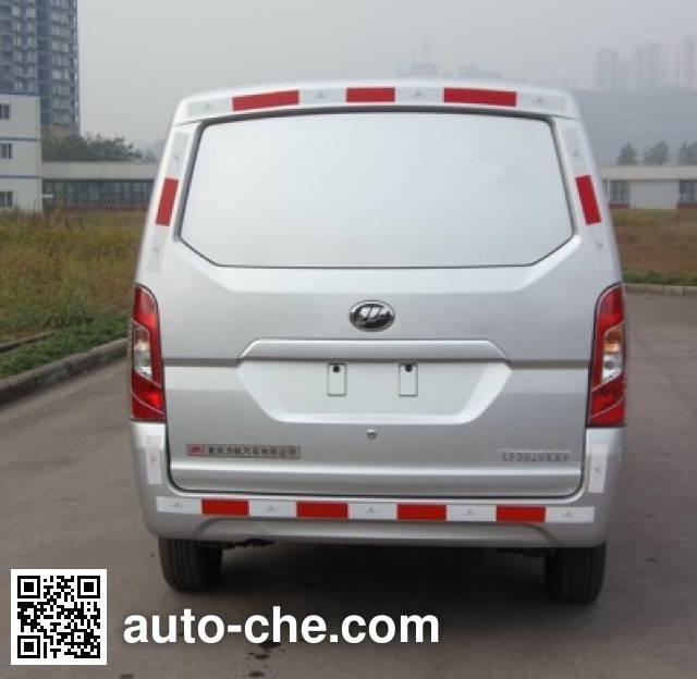 Lifan LF5029XXY box van truck
