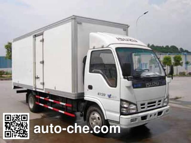 Lifan LF5070XXY box van truck
