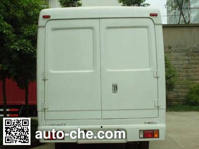 Lifan LF5073XXY box van truck
