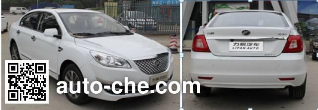 Lifan LF7185/LPG dual-fuel car