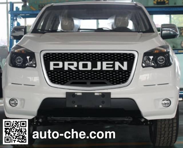 Projen LFJ1035PCF1 pickup truck chassis