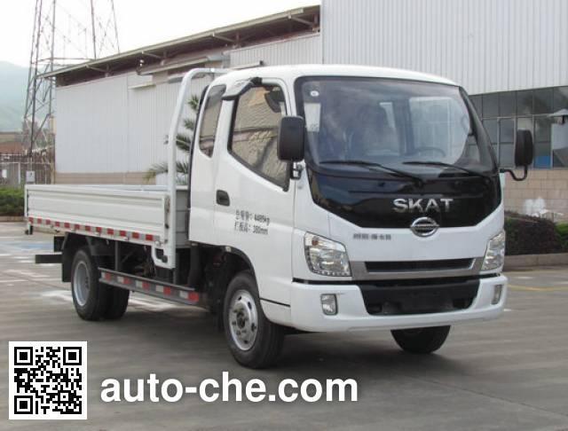 斯卡特牌LFJ2045SCG1越野载货汽车
