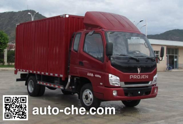 Projen LFJ2045XXYPCG1 cross-country box van truck