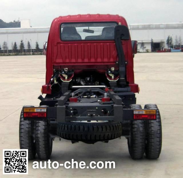 Skat LFJ3034G1 dump truck chassis
