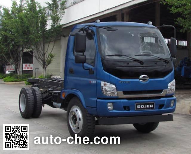 Sojen LFJ3041SCG1 dump truck chassis