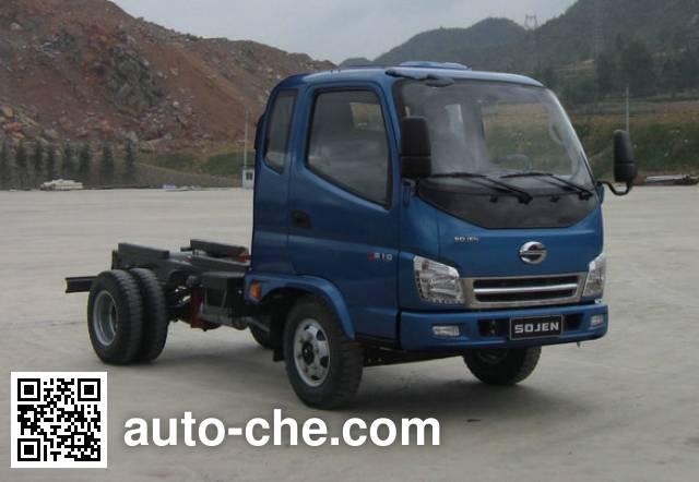 Sojen LFJ3041SCG2 dump truck chassis