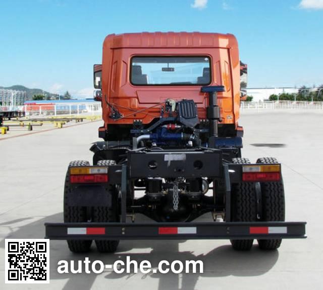 Sojen LFJ3160SCG1 dump truck chassis