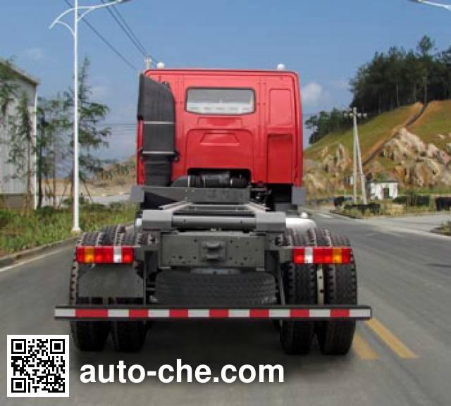 Geaolei LFJ3255G2 dump truck chassis