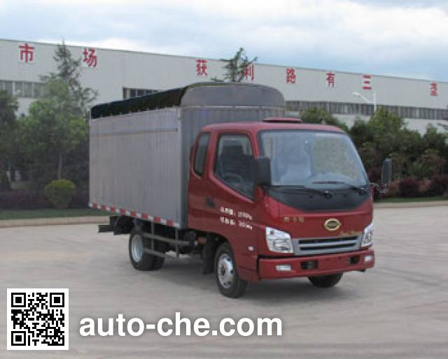 Skat LFJ5047CPYG1 soft top box van truck
