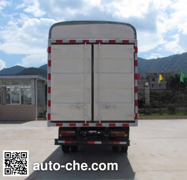 Skat LFJ5047CPYN1 soft top box van truck