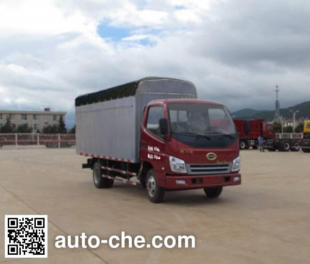 Skat LFJ5047CPYT1 soft top box van truck