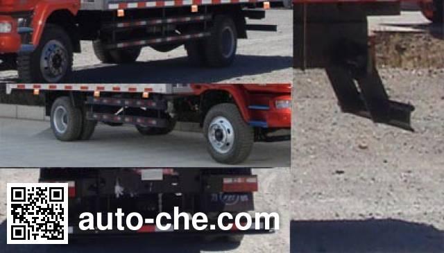Lifan LFJ5080XXY1 box van truck