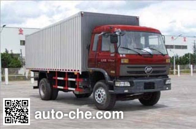 Lifan LFJ5126XXYG2 box van truck