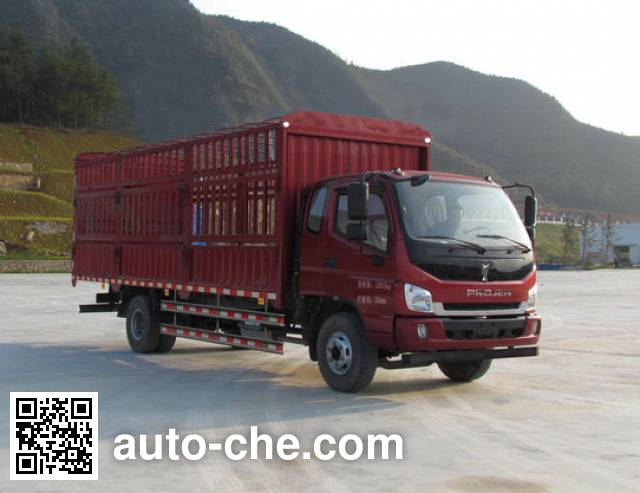 Projen LFJ5130CCYG2 грузовик с решетчатым тент-каркасом