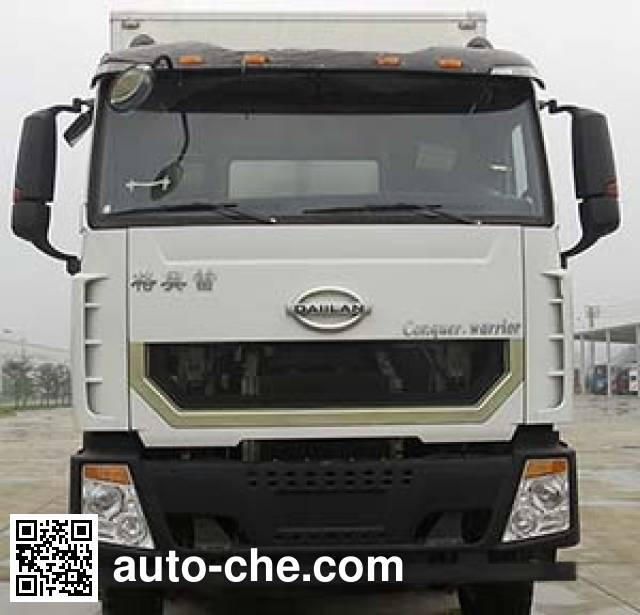 Geaolei LFJ5315XBW insulated box van truck