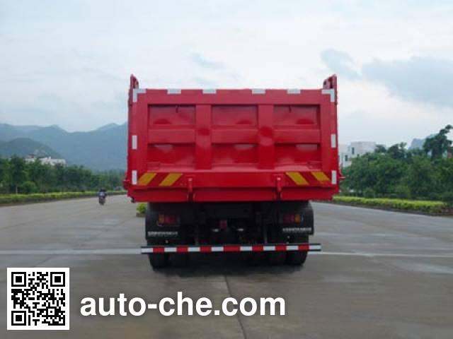 Fushi LFS3310LQA dump truck