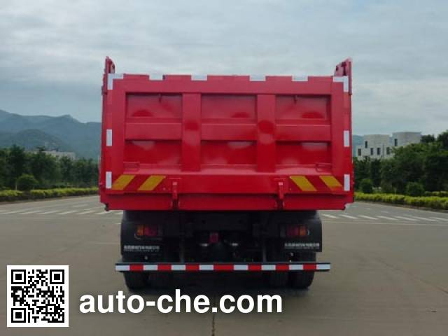Fushi LFS3313LQA dump truck