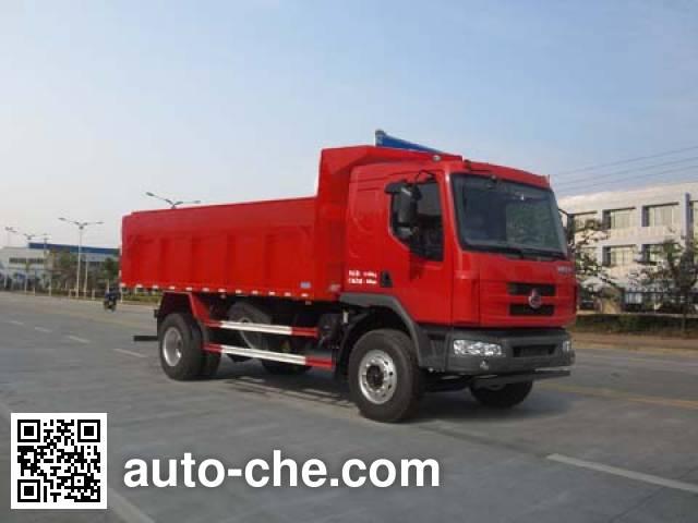 Fushi LFS5120ZLJLQA dump garbage truck