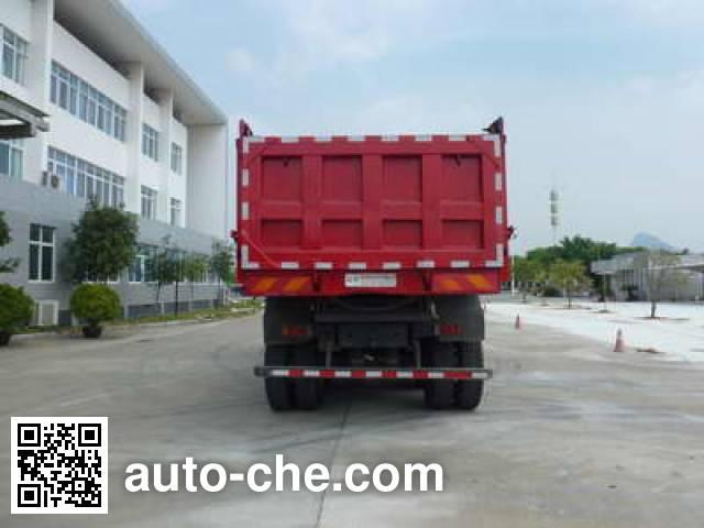 Fushi LFS5250ZLJLQB dump garbage truck