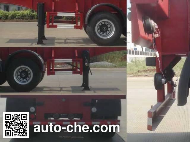 Fushi LFS9340TJZ container transport trailer