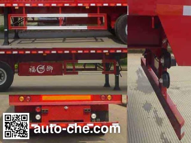 Fushi LFS9401XXY box body van trailer