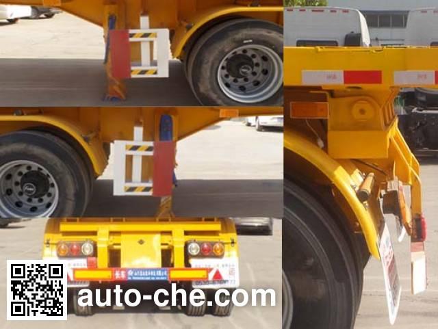Jiayun LFY9401ZZXP flatbed dump trailer