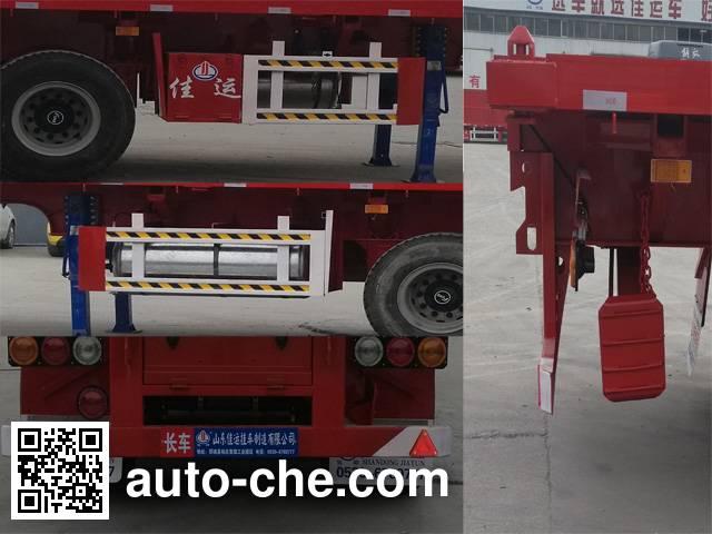 Jiayun LFY9402ZZXP flatbed dump trailer