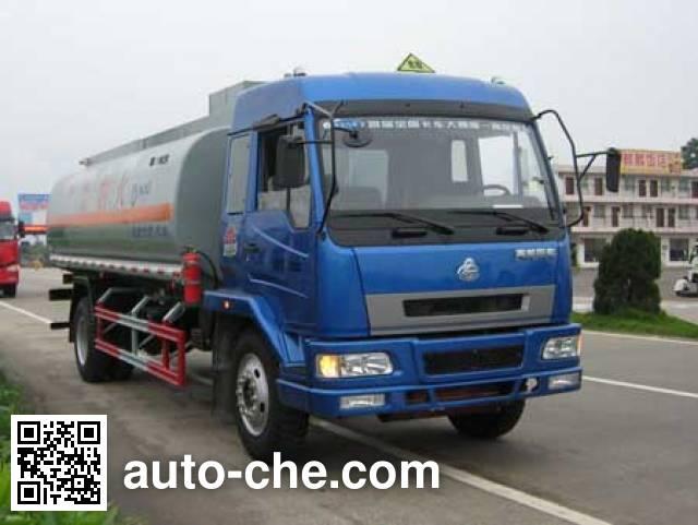 运力牌LG5160GJYC加油车