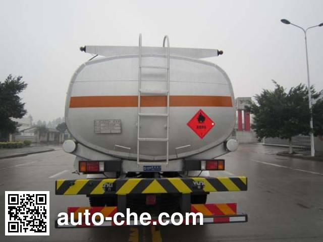 运力牌LG5160GJYC4加油车