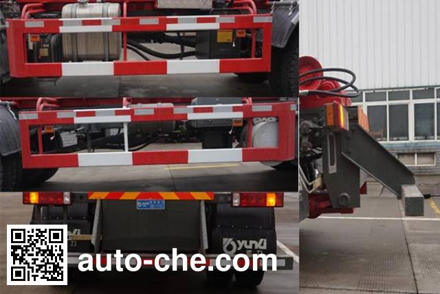 Yunli LG5160ZXXZ5 detachable body garbage truck