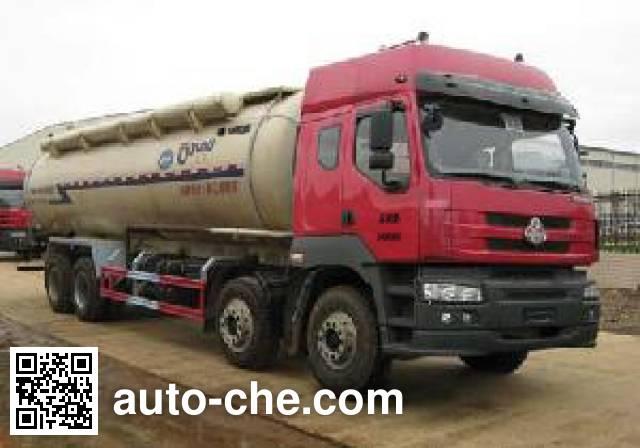运力牌LG5241GFLC粉粒物料运输车
