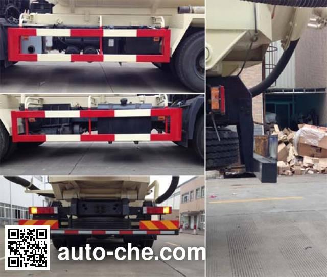 Yunli LG5250GGHD dry mortar transport truck