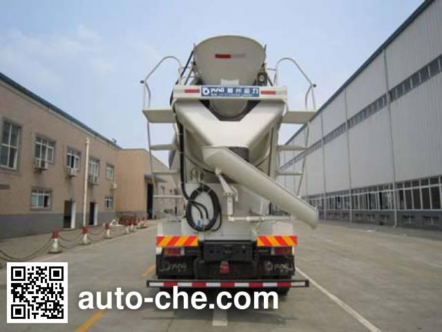 运力牌LG5250GJBLQ混凝土搅拌运输车