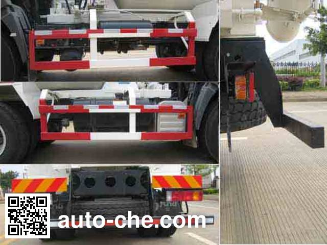 运力牌LG5250GJBR混凝土搅拌运输车