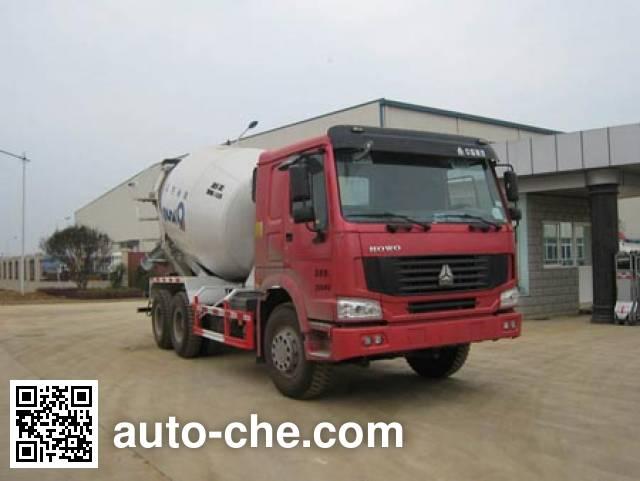 运力牌LG5250GJBZ混凝土搅拌运输车