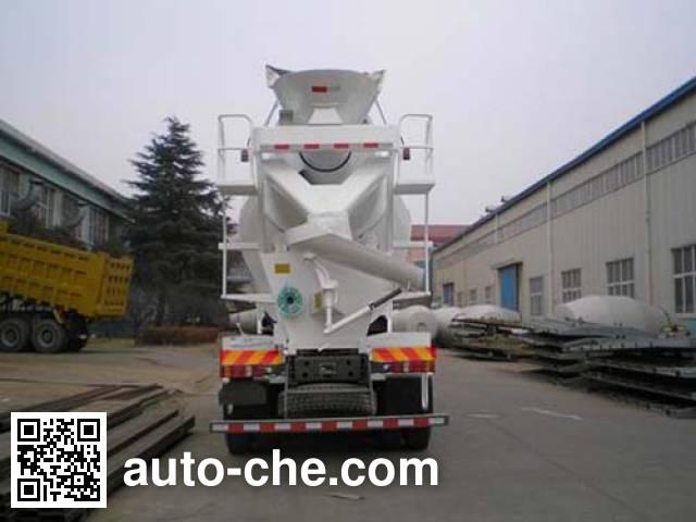 运力牌LG5250GJBZA7混凝土搅拌运输车