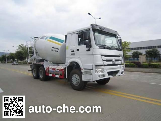 Yunli LG5250GJBZL concrete mixer truck