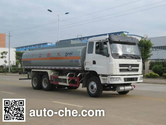 运力牌LG5250GJYC加油车