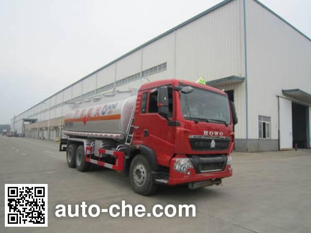 Yunli LG5250GYYZ4 oil tank truck