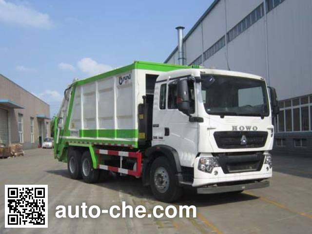 Yunli LG5250ZYSZ garbage compactor truck