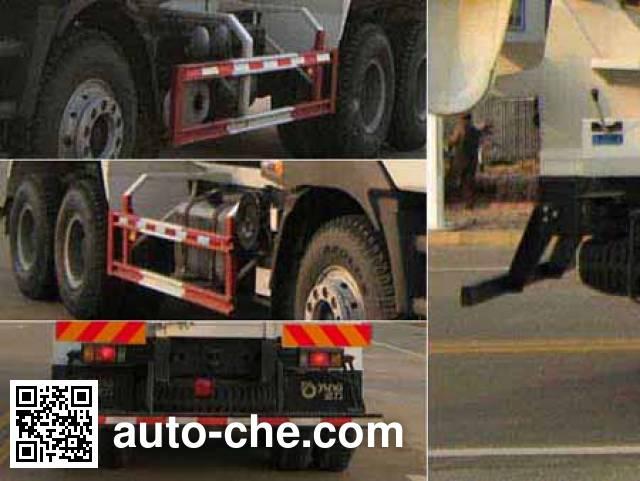 Yunli LG5251GJBC concrete mixer truck