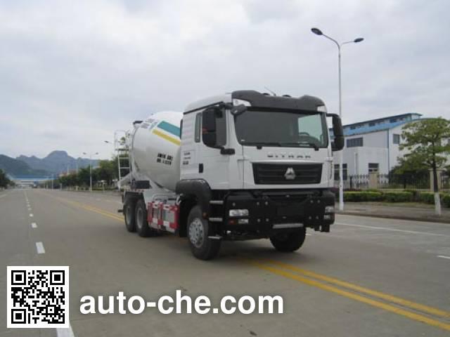 运力牌LG5251GJBZ4混凝土搅拌运输车