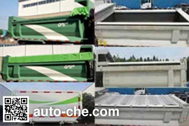 Yunli LG5253ZLJZ4 dump garbage truck