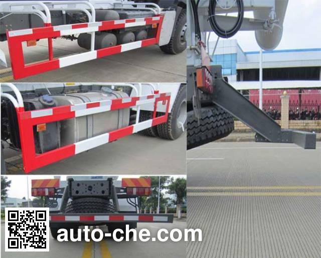 运力牌LG5254GJBZ4混凝土搅拌运输车