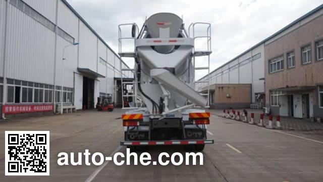 运力牌LG5256GJBZ4混凝土搅拌运输车