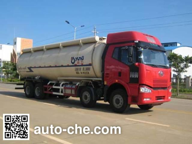 运力牌LG5310GFLJ粉粒物料运输车